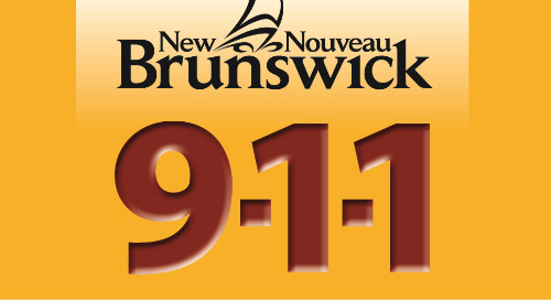 New Brunswick 9-1-1 Wins 2020 Esri Special Achievement in GIS Award