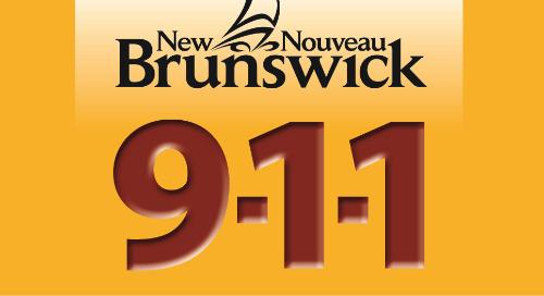 New Brunswick 9-1-1 Wins 2020 Esri Special Achievement in GIS Award