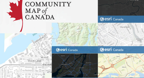 What's New in Community Map of Canada for July 2020