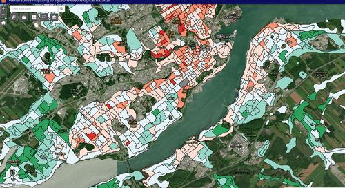 Application du mois : la vulnérabilité de la population québécoise aux aléas climatiques