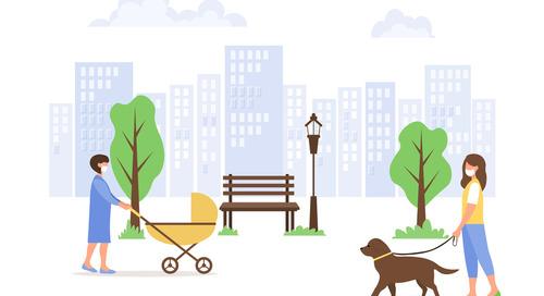 Cinq idées sur l'urbanisme en contexte de pandémie