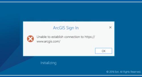 Dépanner ArcGIS Pro comme un analyste du service d'assistance d'Esri Canada : partie 3