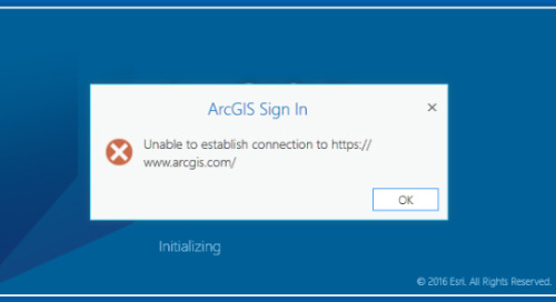 Troubleshooting ArcGIS Pro like an Esri Canada Support Analyst: Part 3