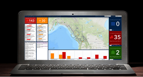 Achieving situational awareness through BC's Emergency Management COP