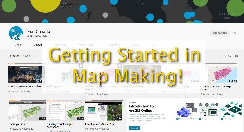 Guide sur ArcGIS Online pour débutants