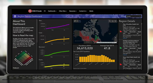 ArcGIS Dashboards Essentials