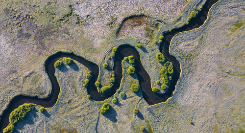 Why fine mapping of watercourses?