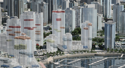 Un groupe international récompensé pour son outil de prévision des catastrophes à Vancouver