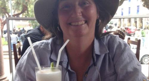 L'ambassadrice des SIG du mois de septembre : Anne Mansfield