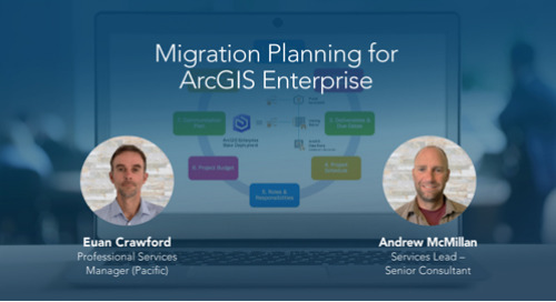 Migration Planning for ArcGIS Enterprise