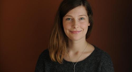 October's GIS Ambassador: Celtie Ferguson
