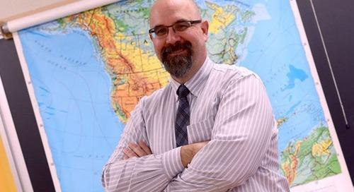 L'ambassadeur des SIG du mois de novembre : Paul VanZant