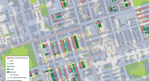 Cabbagetown & Moss Park—One-Storey Laneway Suite Eligibility