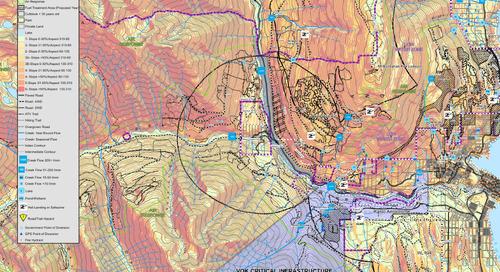 KDCFS Bjerkness/Kaslo/Shutty Landscape Level Wildfire Plan 2019