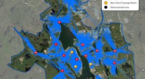 Modélisation de la réaffectation – services d'incendie et d'urgence régionaux de Halifax