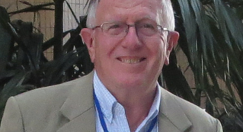 Remote sensing pioneer Dr. Bob Ryerson wins lifetime achievement award