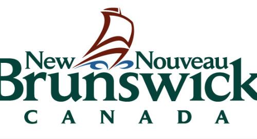 Le Nouveau-Brunswick reçoit un prix pour son utilisation novatrice de l'analyse d'emplacements