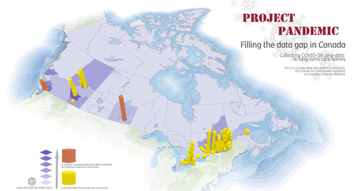 Project Pandemic: Canada Reports on COVID-19