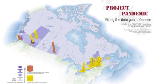 Projet Pandémie : Rapports du Canada sur la COVID-19
