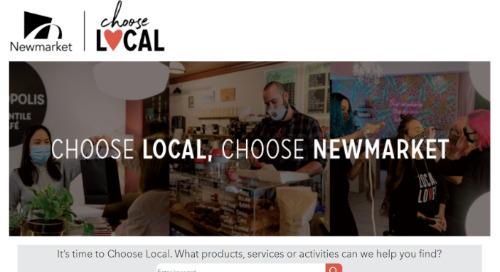 Application du mois : Choisir Newmarket