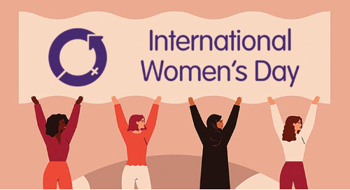 Celebrate International Women's Day with Maps