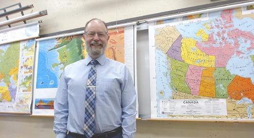 April's GIS Ambassador: Sean Nugent