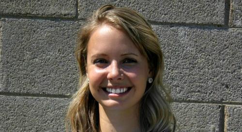 Jessica Linzel, lauréate d'une bourse d'études, revisite des sujets historiques grâce aux SIG