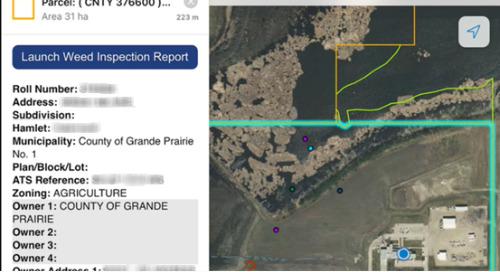 County of Grande Prairie increases field operations efficiency by 60%
