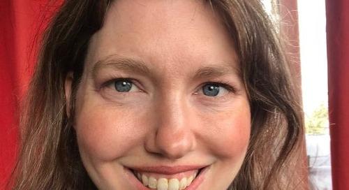 L'ambassadrice des SIG du mois de juillet : Alexandra Rutherford