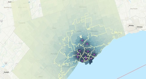 Try the latest K-12 ArcGIS resources this school year