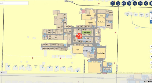 Improve emergency response with indoor GIS data