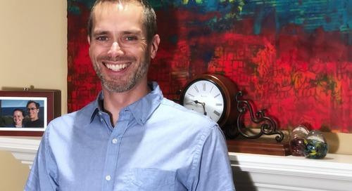 L'ambassadeur des SIG du mois d'octobre : Justin Kraemer