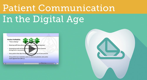 Webinar: Patient Communication in the Digital Age