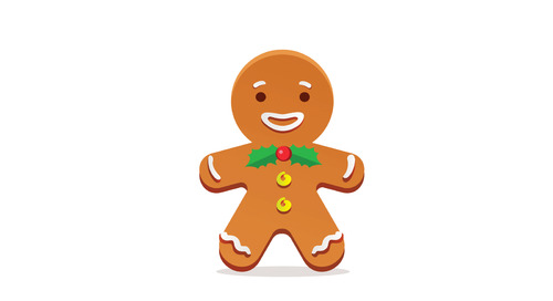 Why did the Christmas cookie go to the dentist?