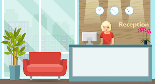 6 Ways to Make Your Front Desk More Productive