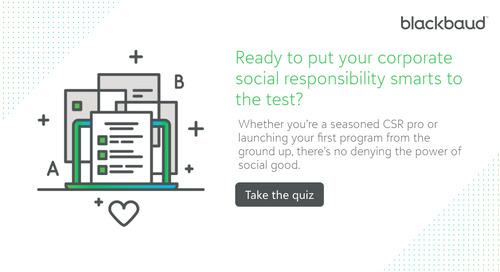 The Ultimate CSR Quiz