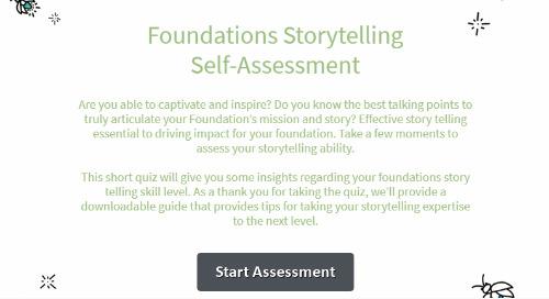 Storytelling Self-Assessment