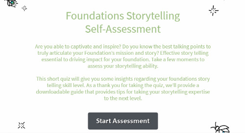Storytelling Self-Assessment