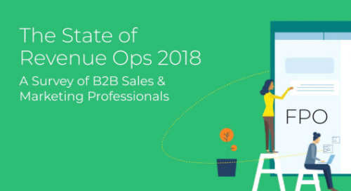 The State of Revenue Operations 2018 [Report]