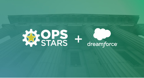 Dreamforce and Ops-Stars: The Ultimate Dream Team for Revenue Ops Professionals