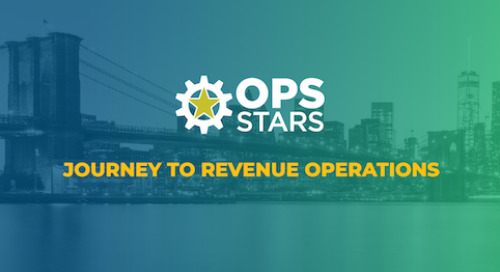 OpsStars Breakout Sessions Announced!