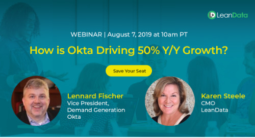 Webinar: How Is Okta Driving 50+% Y/Y Growth? Revenue Ops Is the Secret Sauce
