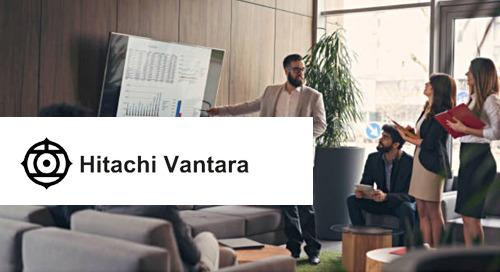 Hitachi Vantara Improves Sales Processes Using LeanData