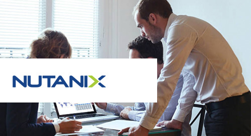 Nutanix Uses LeanData to Improve Attribution