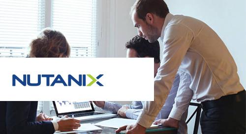 Nutanix Uses LeanData to Improve Attribution