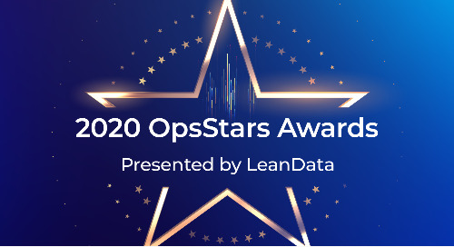 LeanData 2020 OpsStars Awards Open to Nominations