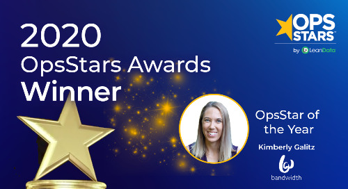OpsStar of the Year