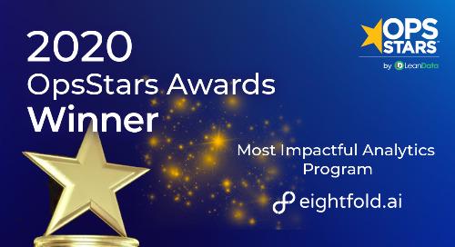 Most Impactful Analytics Program of the Year