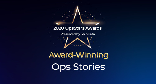 2020 OpsStars Awards: A Compilation of Award-Winning Ops Stories