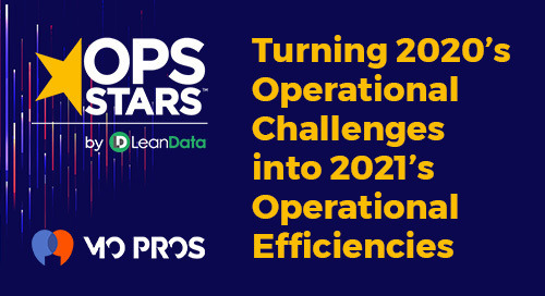 Panel: Turning 2020's Operational Challenges into 2021's Operational Efficiencies